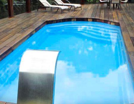 Piscina Verão Azul
